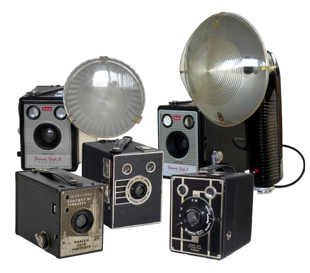 Kodak Brownie Cameras Browniecam